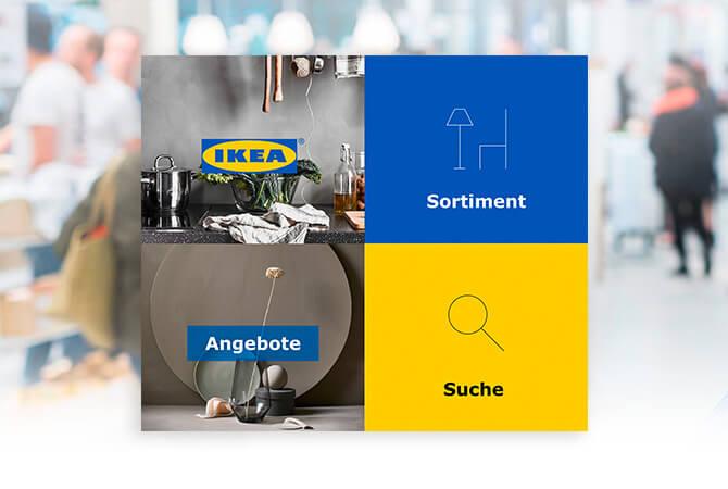 Ikea Screen UX-Concept